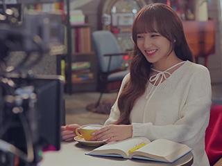 웰리힐리파크 16,17시즌 홍보영상_우주소녀 성소 메이킹 영상